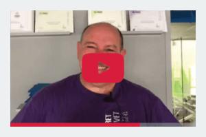 Marc a essayé plein de régimes qui ne marchaient pas et en 5 mois chez Ok Form' il a perdu 12 kilos. Il pensait qu'à 61 ans les centres de remise en forme n'étaient plus pour lui.
